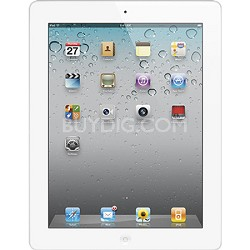Ipad 2 Wi-Fi+3G For Verizon 16Gb White(Apple certified open box)