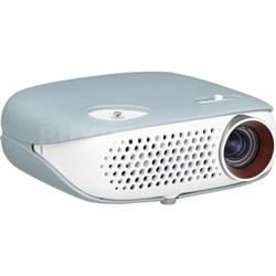 PW800 HD Compact Smart Portable Minibeam Projector - OPEN BOX