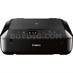 MG5720 Printer Scanner + Copier with Wi-Fi - Airprint & Cloud Print Ready -Black