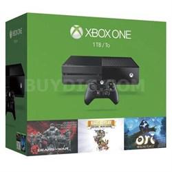 Xbox One 1TB Console Holiday Bundle - KF7-00050