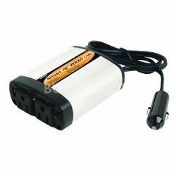 EL2402-5 Smart AC 200 Watt Inverter with 5V 2.1 Amps USB Power Port