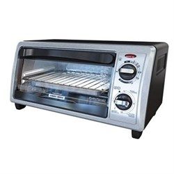4-Slice Toaster Oven - TO1332SBD
