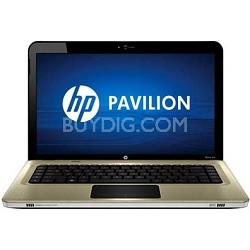 "Pavilion 15.6"" dv6-3210us Entertainment Notebook PC AMD Phenom II Dual-Core"
