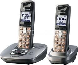 KX-TG6432M DECT 6.0 Expandable Digital Cordless Phone System