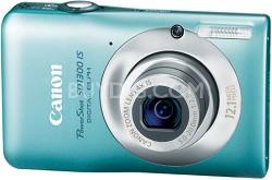 Powershot SD1300 IS 12MP Digital ELPH Camera (Green)