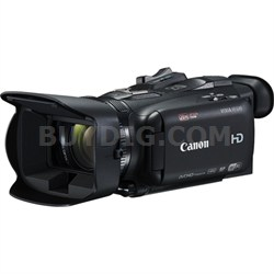 "VIXIA HF G40 Camcorder w/ 20x High Definition Zoom Lens 3.5"" OLED Wi-Fi"