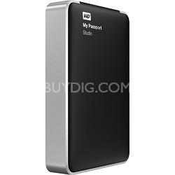 My Passport Studio 2 TB FireWire 800 high capacity portable hard drive