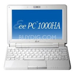 Eee PC 1000HA 10-Inch Netbook w/ Windows XP