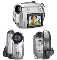 DC-220 Super Slim DVD Camcorder With 35x Optical Zoom