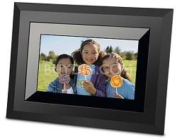 """EasyShare SV811 8"""" Digital Picture Frame"""