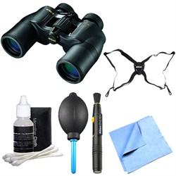 ACULON 7x50 Binoculars (A211) Explorer Bundle
