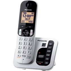 "1.6"" LCD Cordless Telephone with 1 Handset - KX-TGC220S"