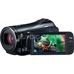 "VIXIA HF M40 16GB Flash Memory 1080p HD Camcorder w/ 3.0"" Touchscreen"