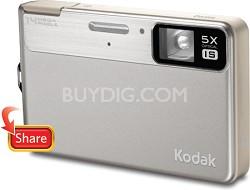 """EasyShare M590 14MP 2.7"""" LCD Digital Camera (Silver)"""