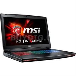 "GT Series GT72 Dominator-019 17.3"" Intel i7-6820HK Gaming Laptop Computer"