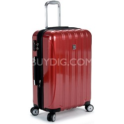 """Helium Aero 25"""" Expandable Spinner Trolley (Brick Red) - 07647RD"""
