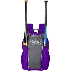 EB 2014 Series 3 Stick Baseball Bag - Purple