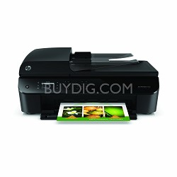 Officejet 4630 Wireless Color Photo Printer Scanner/Copier/Photo/Fax - OPEN BOX