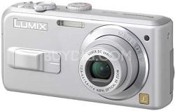 DMC-LS2S (Silver) 5 mega-pixel Compact Digital Camera  w/ 3x  Zoom