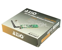 AWD154A 802.11G Fast 54MB Wireless PCI Card