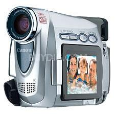 ZR100 Mini-DV Digital Camcorder