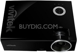 D825MS 2600 Lumen SVGA DLP Projector