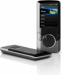 "MP3 Video Player with 2"" Display, 4 GB Flash Memory & FM"