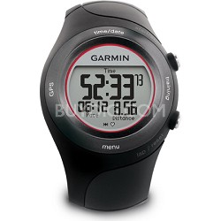 Forerunner 410 GPS-Enabled Sports Watch with Heart Rate Monitor