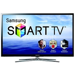 64-Inch 1080p 600Hz Ultra Slim Plasma 3D HDTV Smart TV