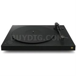 PSHX500 Hi-Res USB Turntable - Black