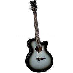 AXS Performer Acoustic-Electric Guitar - Silverburst