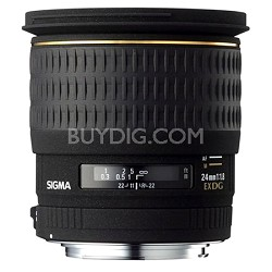 24mm f1.8 EX DG Aspherical Macro Lens for Canon EOS