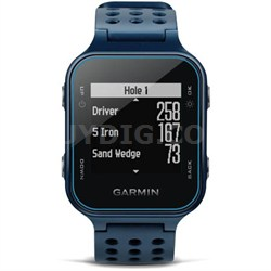 Approach S20 GPS Golf Watch - Midnight Teal (010-03723-03)