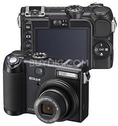 Coolpix P5100 Digital Camera (Black)