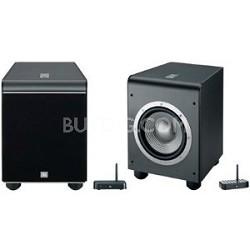 ES150PWBK Wireless 300-Watt Powered 10-inch Subwoofer (Black)