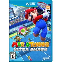 Mario Tennis Ultra Smash WiiU