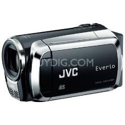 Everio MS130 16GB Dual Flash Camcorder