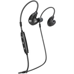 X7 Plus Stereo Bluetooth Wireless Sports In-Ear HD Headphones w/ Memory Wire
