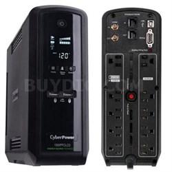 1500VA 900W PFC Sinewave Uninterruptible Power Supply - CP1500PFCLCD