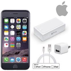 iPhone 6 16GB Unlocked GSM 4G LTE Smartphone, Space Gray (Refurbished - B Stock)