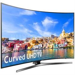 UN55KU7500 - Curved 55-Inch Smart 4K UHD HDR LED TV - KU7500 7-Series
