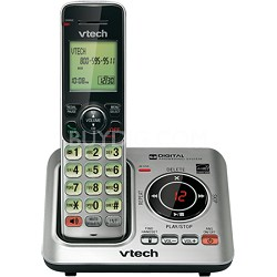 DECT 6.0 1-Handset Landline Telephone Cordless Answering System - CS6629