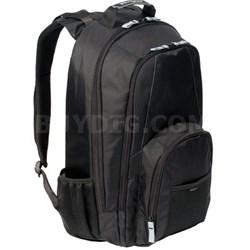 """17"""" Groove Backpack in Black for Laptops - CVR617"""