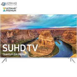 UN65KS8000 - 65-Inch 4K SUHD Smart HDR 1000 LED TV - KS8000 8-Series - OPEN BOX