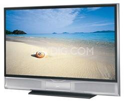 """HD-61Z886 (Silver) HD-ILA 61"""" HDTV LCoS Rear Projection TV"""