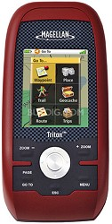 Triton 200 Handheld GPS Navigation System w/ 2.2-inch Display
