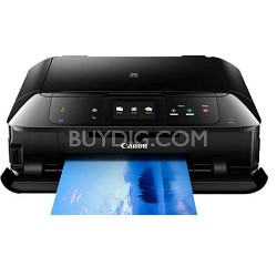 PIXMA MG7520 Black Wireless Color All-in-One Inkjet Multifunction Printer