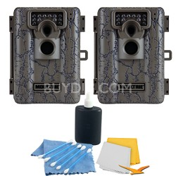 2-pack A-5 5MP Low Glow Infrared Game Camera