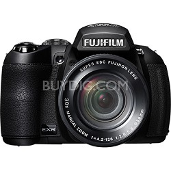 FinePix HS25EXR 16MP BSI EXR Digital Camera w/ 30X Optical Zoom, 1080P Video