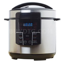 Electric Pressure Cooker 6qt